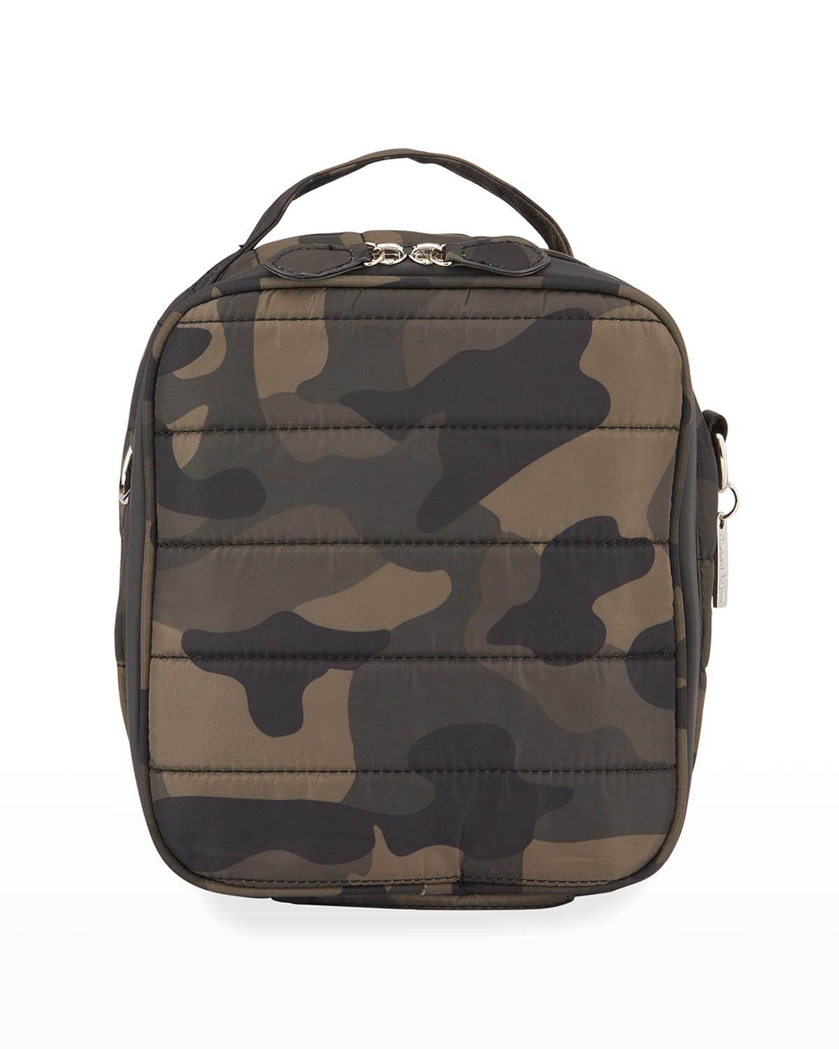 Kids' Camo Quilted Lunchbox