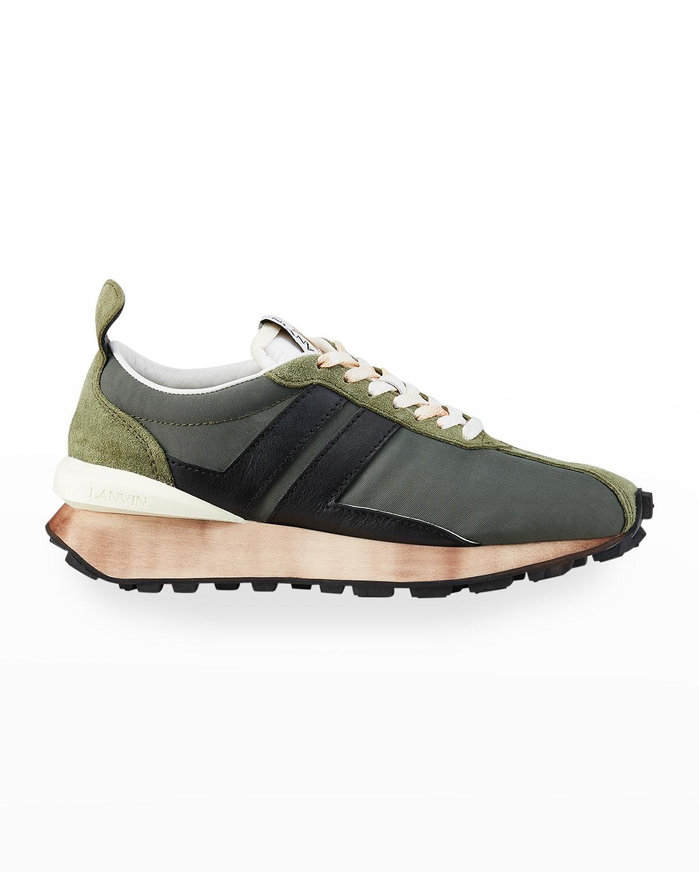 Men's JL Runner Colorblock Sneakers