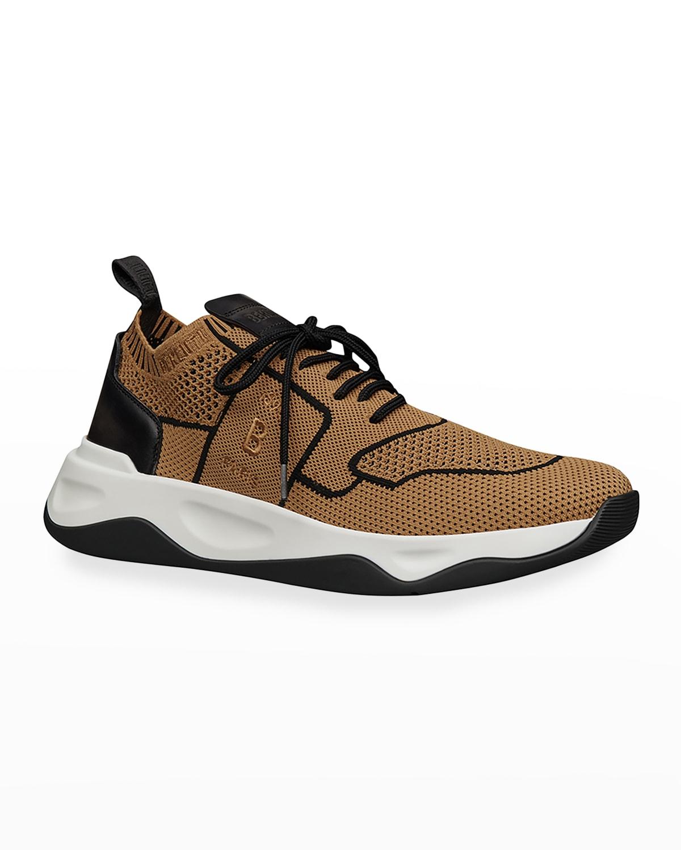 Men's Tech Knit Trainer Sneakers