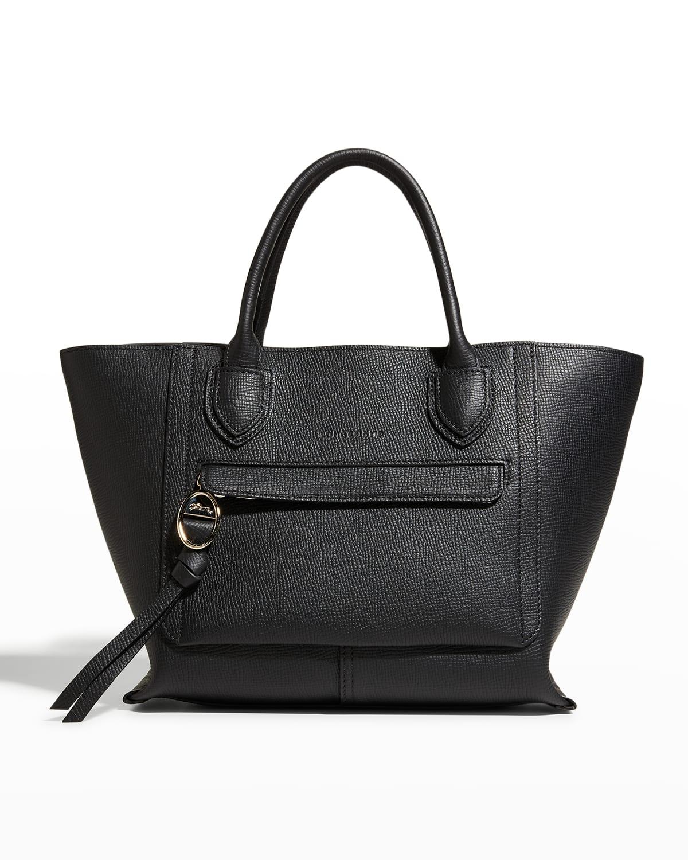 Mailbox Md Handbag W Crossbody Strap