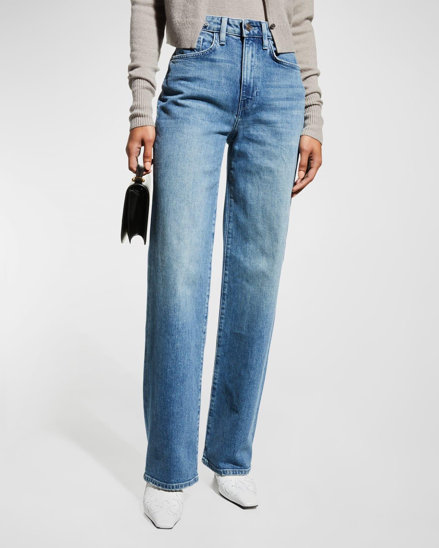 Wyckoff Italian Heritage 13 oz Wide-Leg Jeans