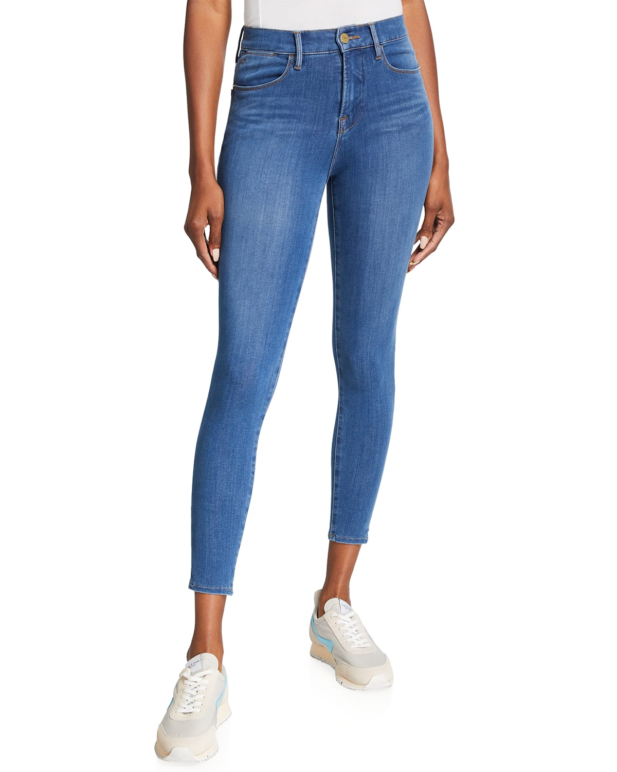 24 Hour Le High Skinny Jeans