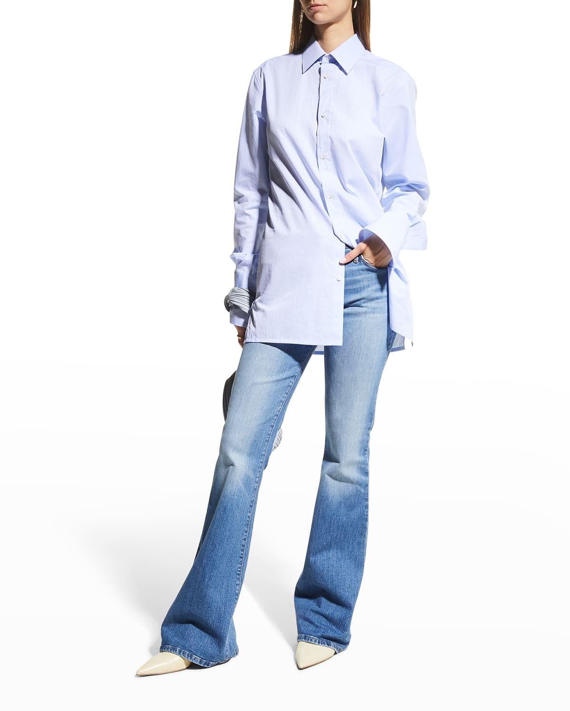 Mia Skinny Flare Jeans