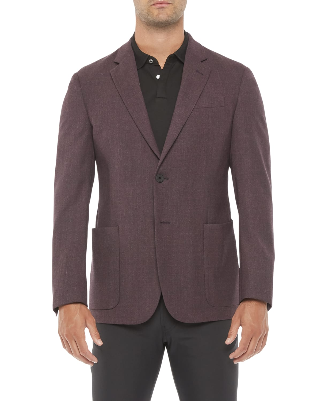 Men's Deco G-Line Wool Sport Jacket