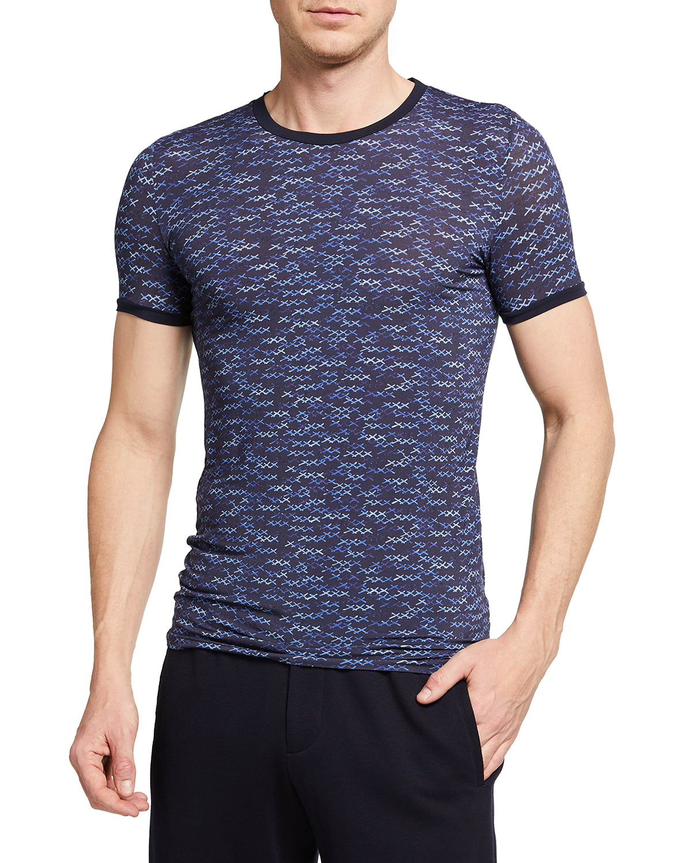 Men's Triple X Round-Neck T-Shirt