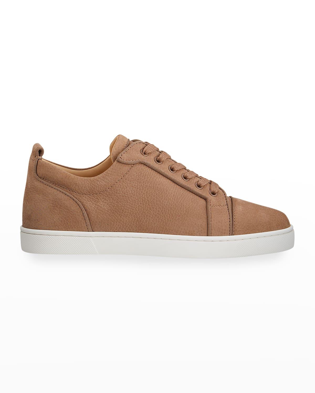 Men's Louis Junior Orlato Textured Leather Sneakers