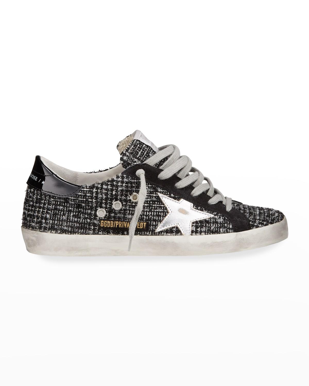 Superstar Low-Top Boucle Sneakers