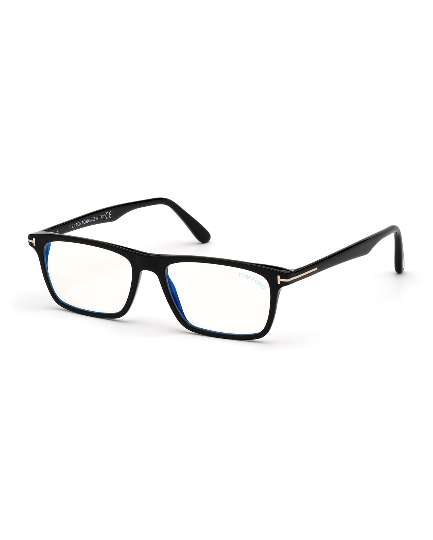 Men's FT5681-BM56 Blue Light Blocking Optical Glasses