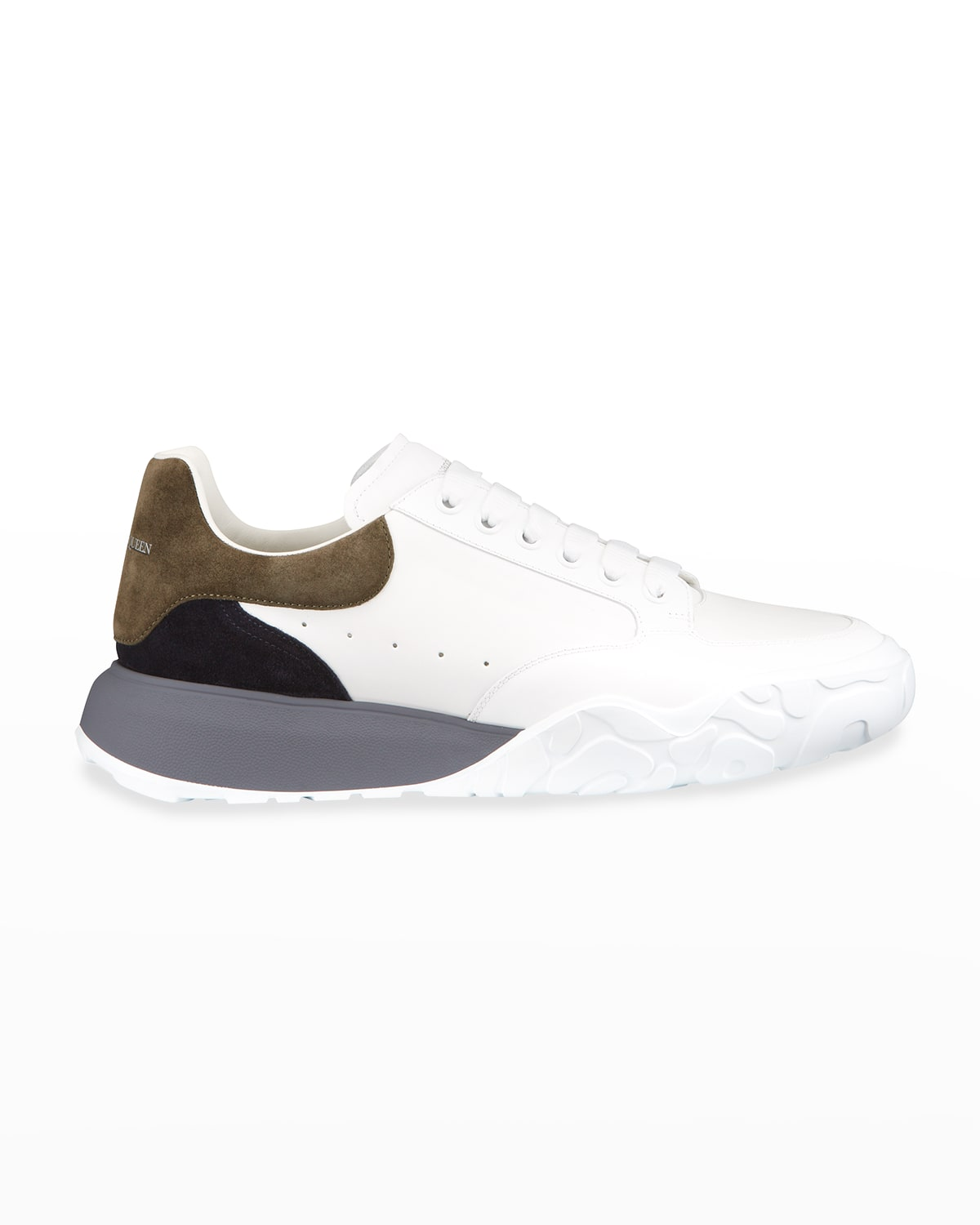 Men's Court Colorblock Chunky Sneakers