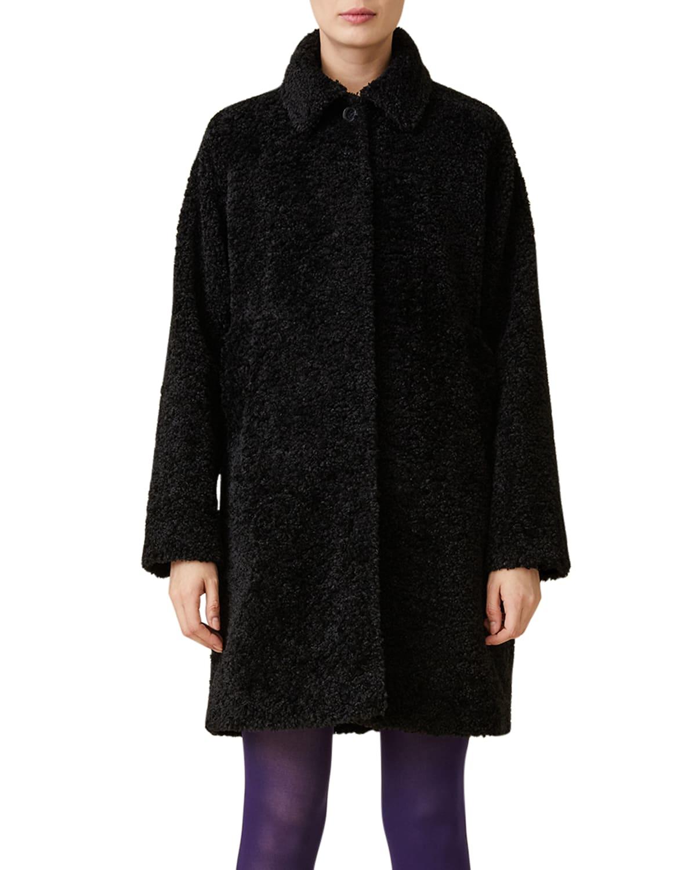 Jane Faux-Fur Coat