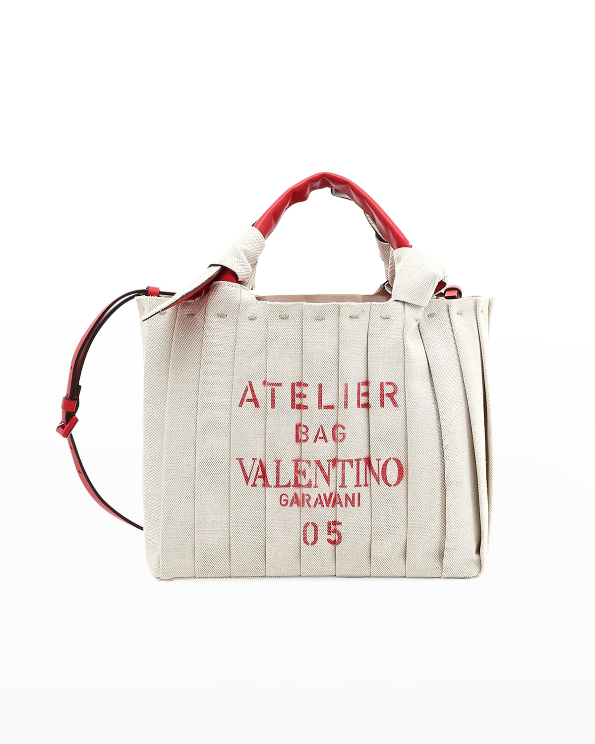 Atelier Plisse' 05 Edition Small Tote Bag