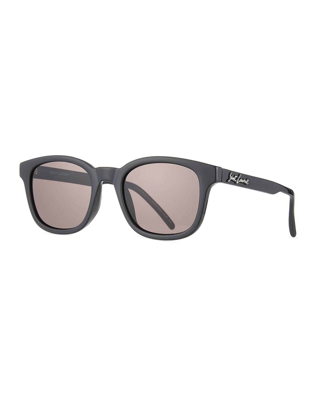 Square Injected Plastic Sunglasses
