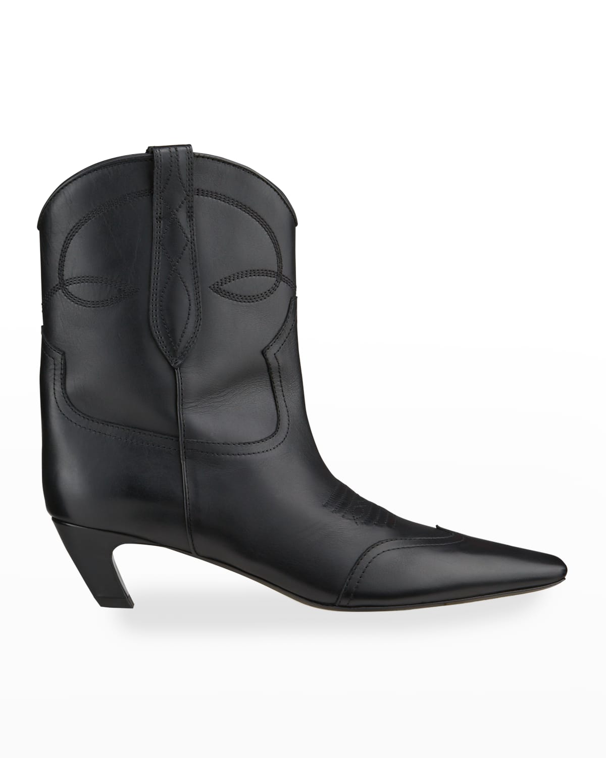 Dallas Western Ankle Booties