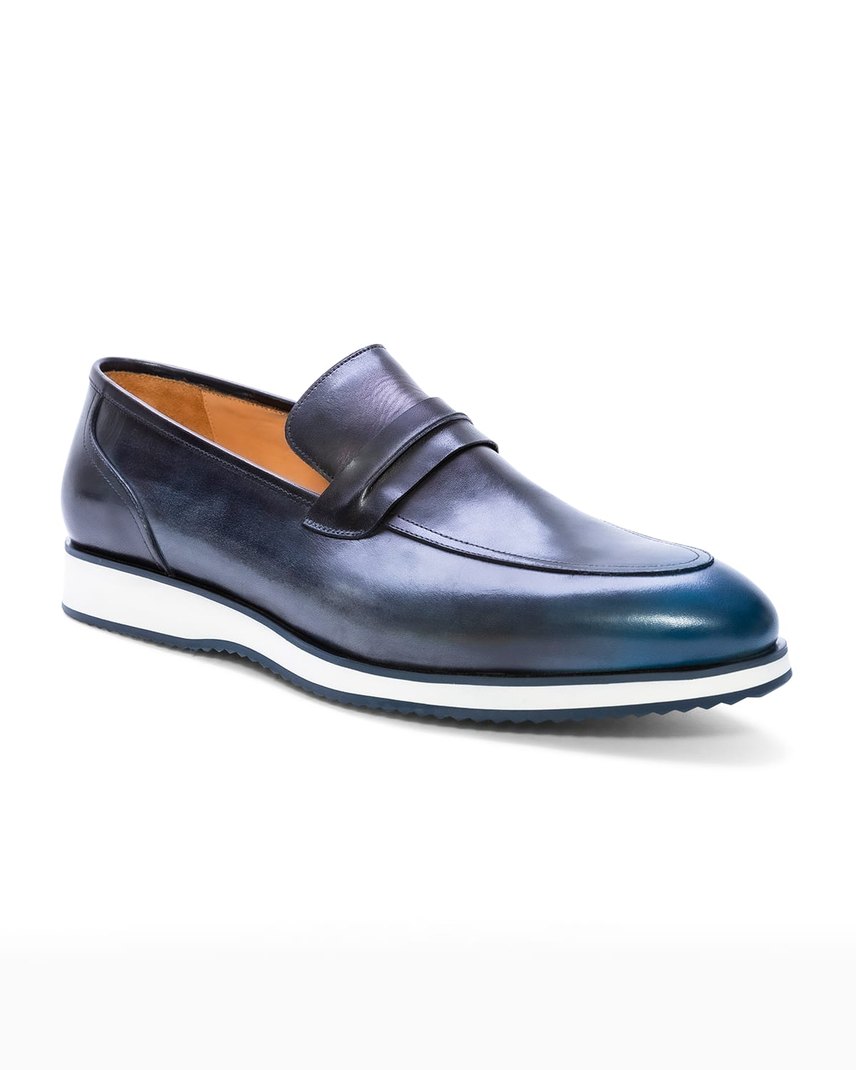 Men's Mannoir Leather Loafers