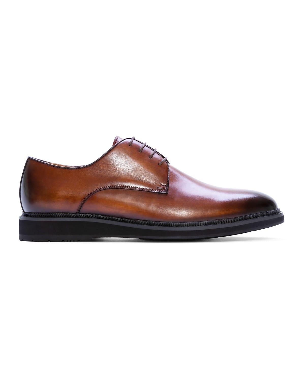 Men's Concord Leather Derby Shoes