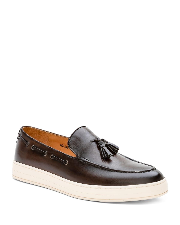 Men's Success Leather Tassel Loafers