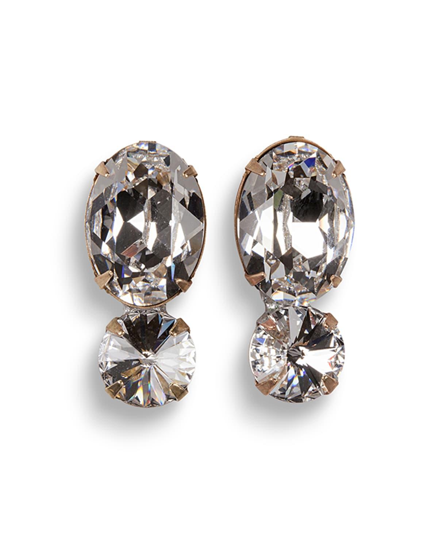 Charissa Crystal Earrings