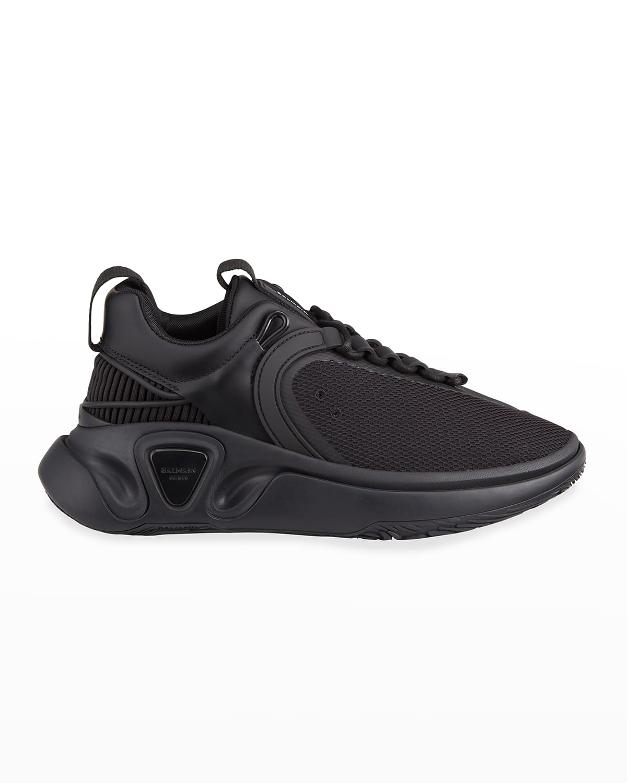 Men's B-Runner Tonal Chunky Sneakers