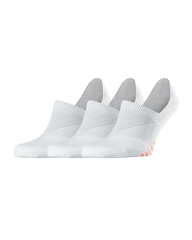Men's 3-Pack Cool Kick Invisible Socks