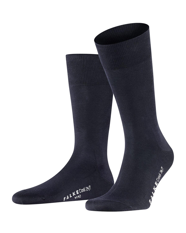 Men's Cool 24/7 Moisture Wicking Cotton Socks
