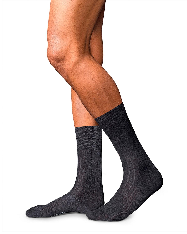 Men's No. 2 Cashmere Mid-Calf Socks