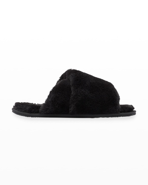 Go Mail Run Fluffy Slippers