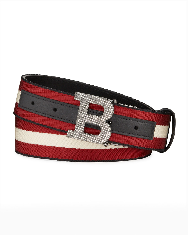 Men's Trainspotting B-Buckle Reversible Belt