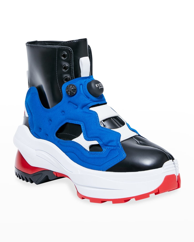 x Reebok Men's Instapump Tabi Fury Lo Boots