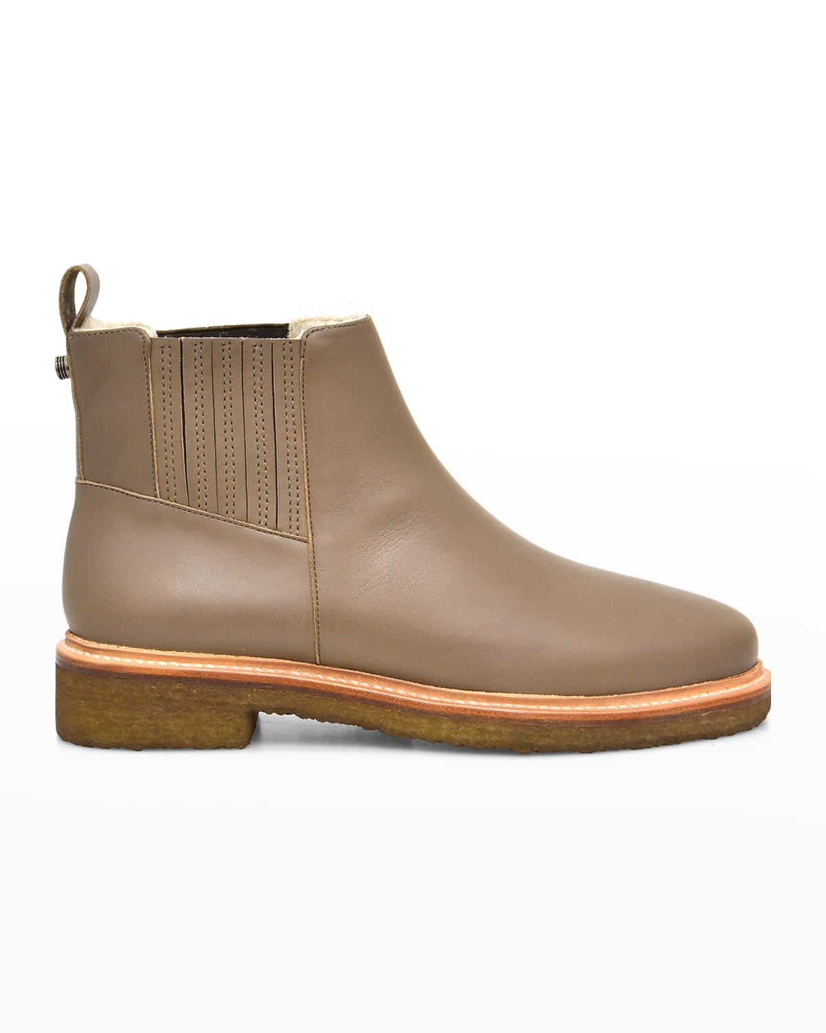 Leather Everyday Chelsea Booties