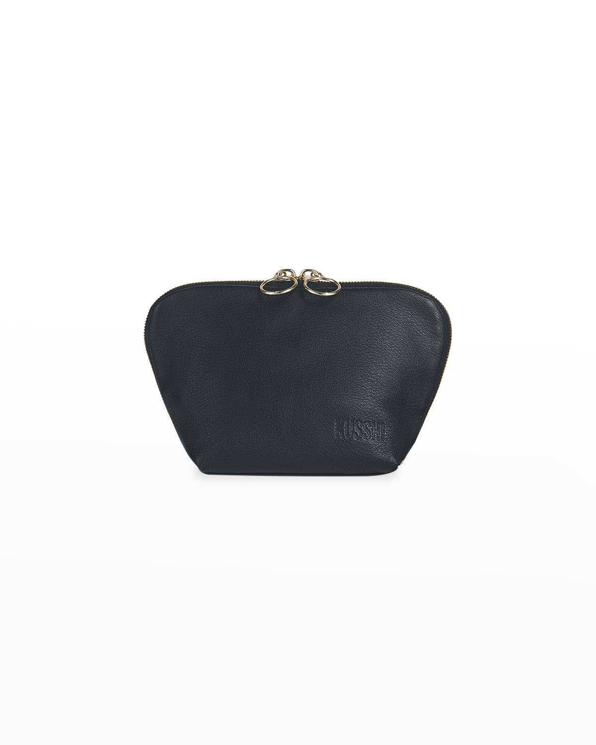 Everyday Leather Makeup Bag