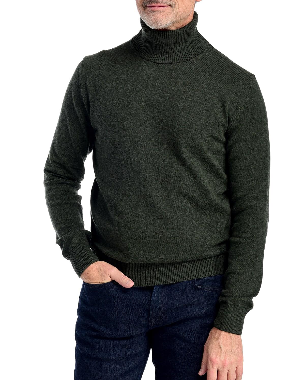 Men's Mitchell Turtleneck Sweater