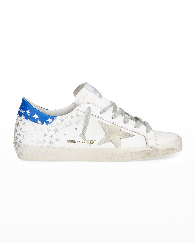 Glitter Stars Low-Top Sneakers