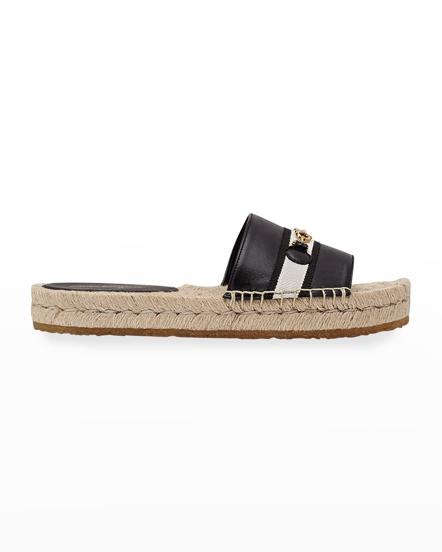 Kaden Gancini Bit Espadrille Sandals