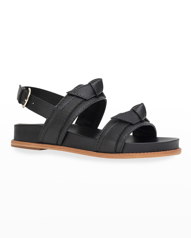 Clarita Leather Sport Sandals