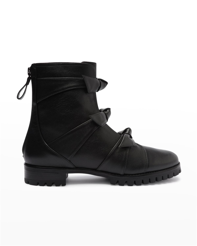 Lolita Waterproof Combat Boots