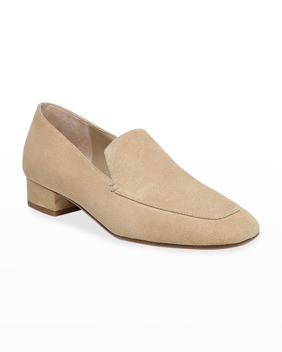 Fauna Suede Slip-On Loafers