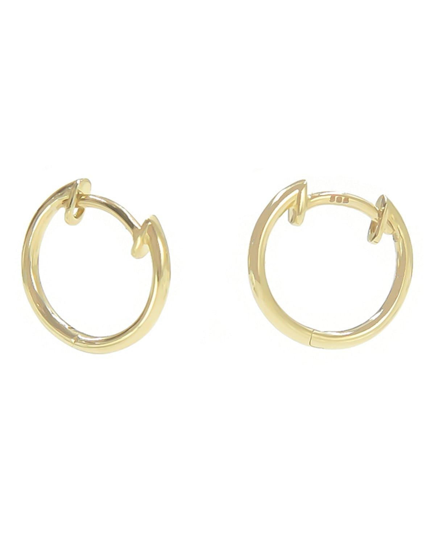 Dylan Hoop Earrings