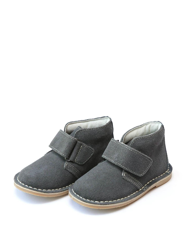 Emmett Nubuck Grip-Strap Desert Boots