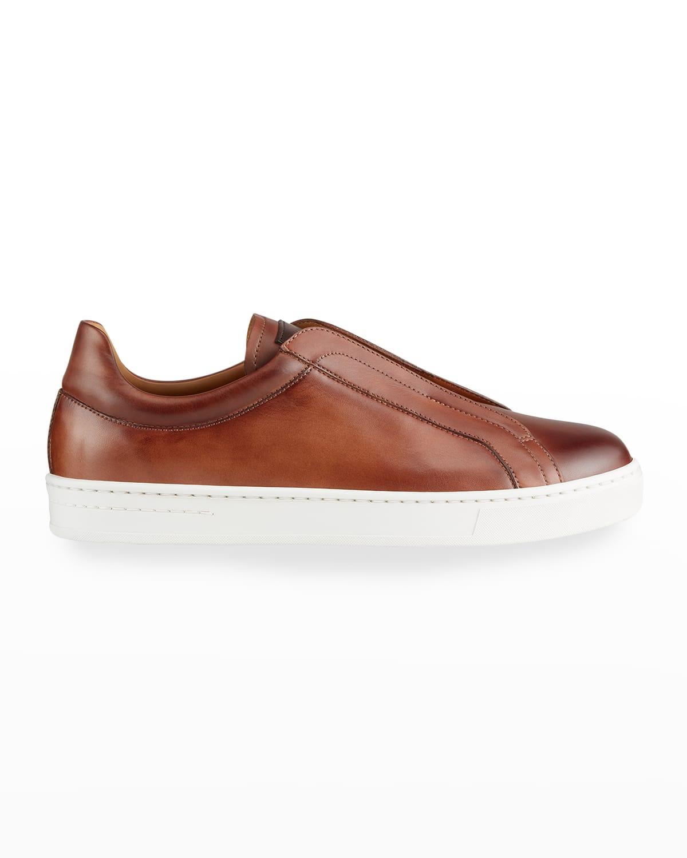 Men's Laceless Slip-On Sneakers