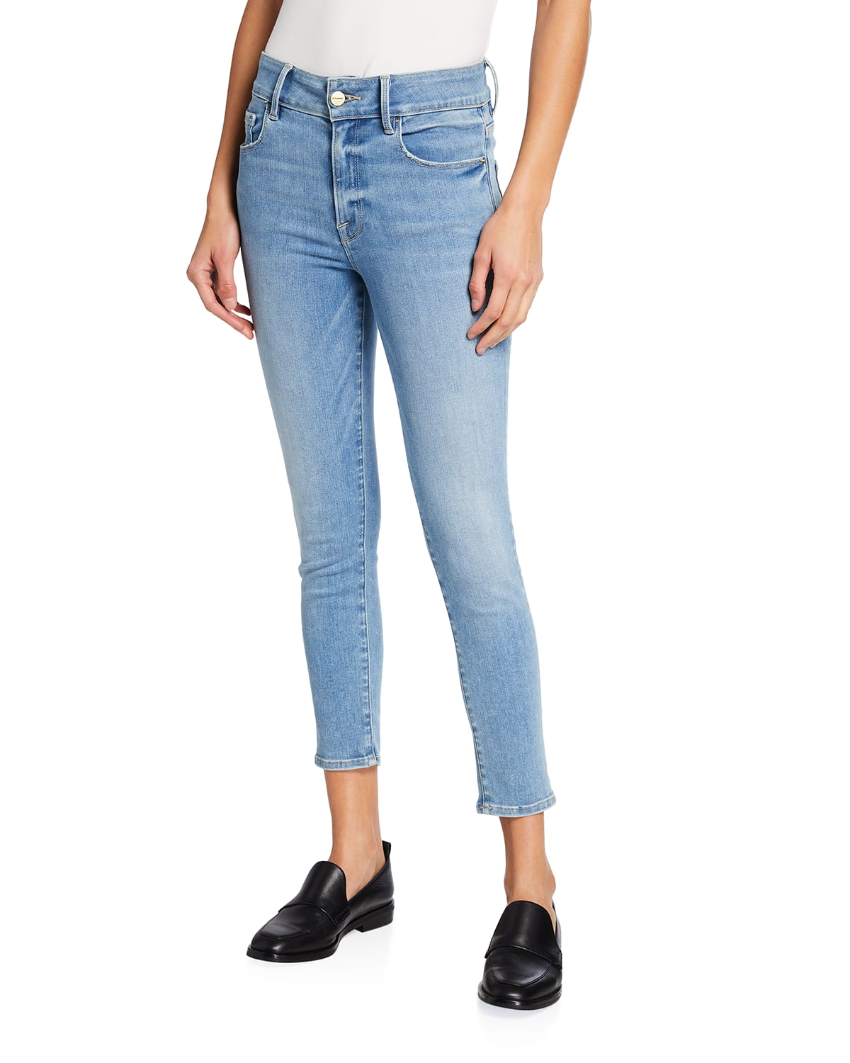 Le One Skinny Jeans