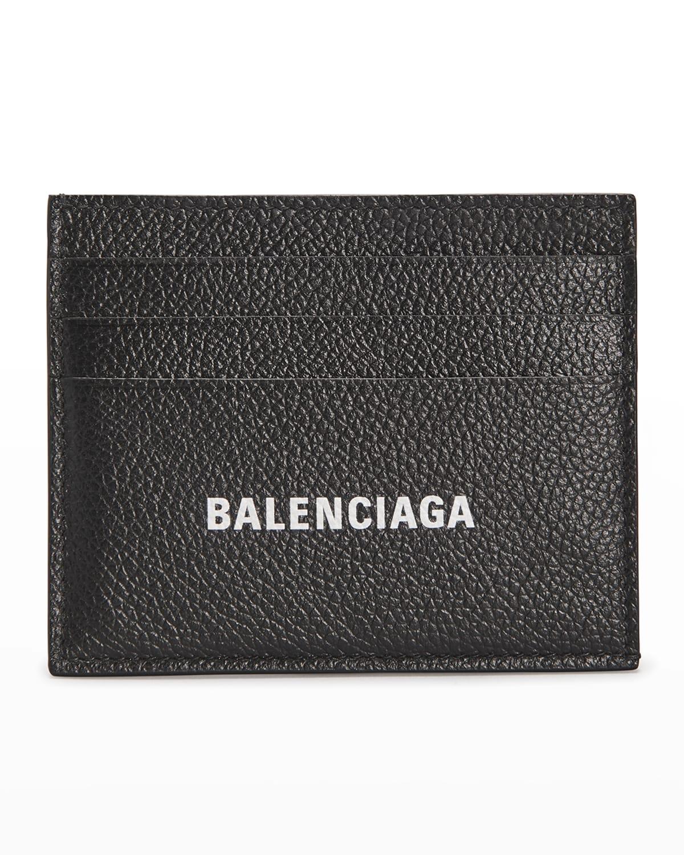Men's Calfskin Cash Card Holder