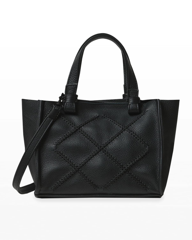Iconic Mini Stitched Crossbody Bag