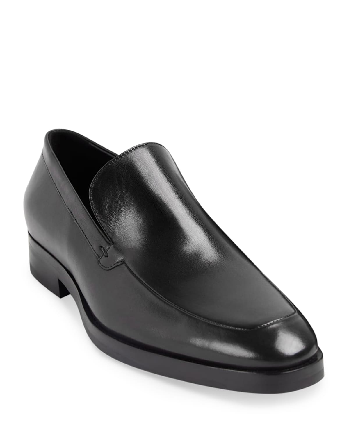 Men's Nantes Shiny Leather Loafers