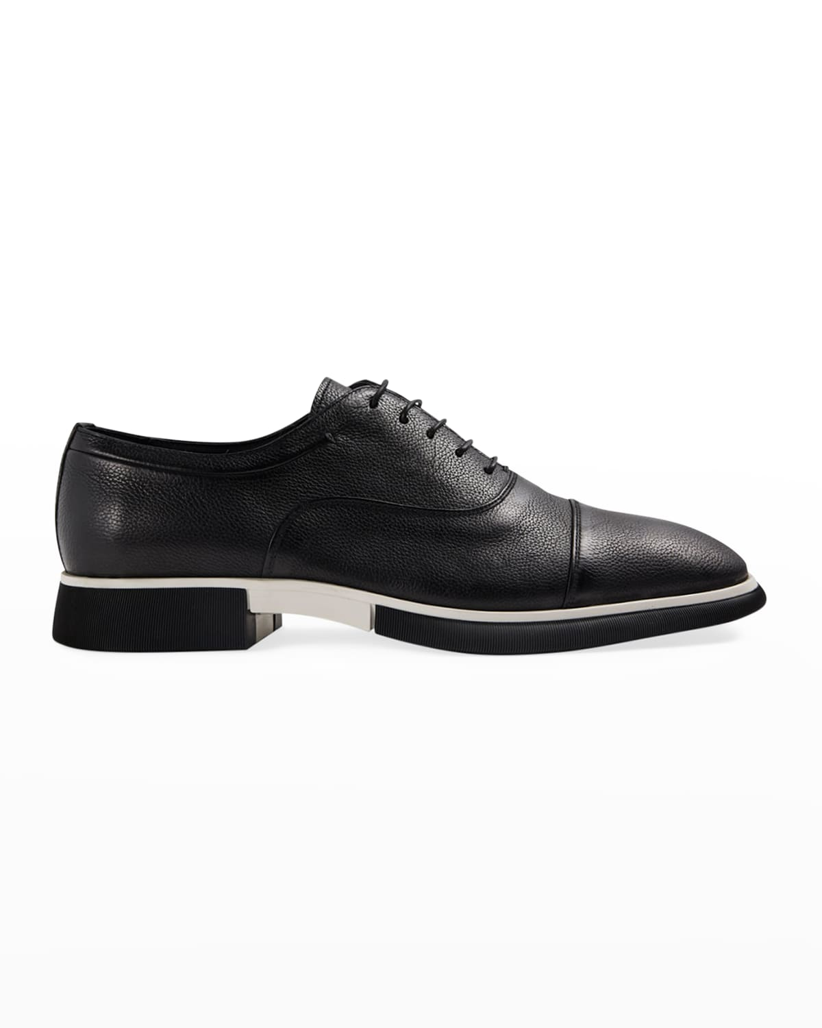 Men's Montreal Lace-Up Leather Oxfords