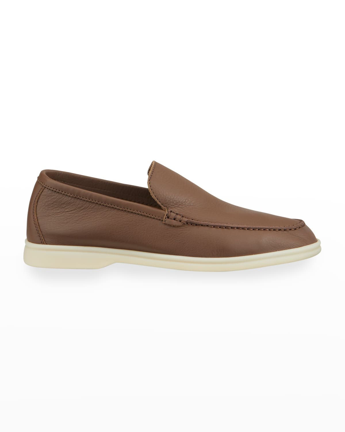 Men's Summer Walk Calf Leather Loafers