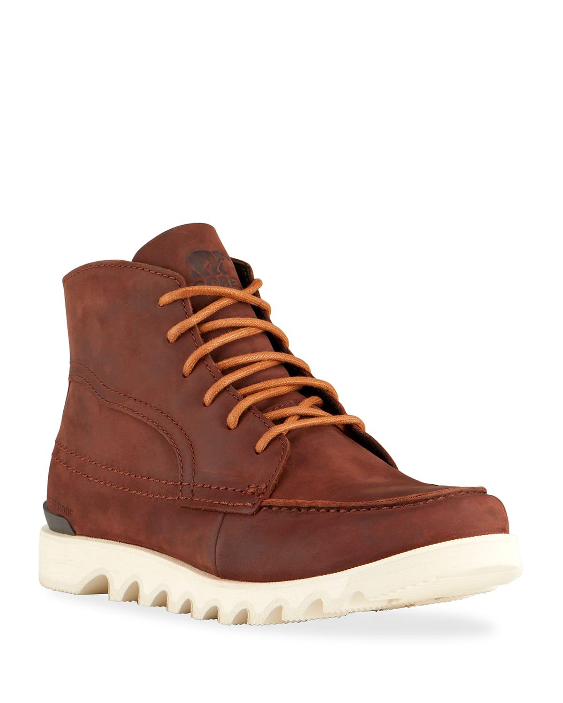 Men's Kezar Waterproof Leather Chukka Boots