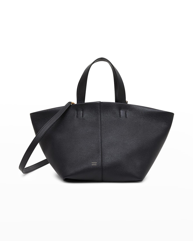 Tulipano Top Handle Tote Bag