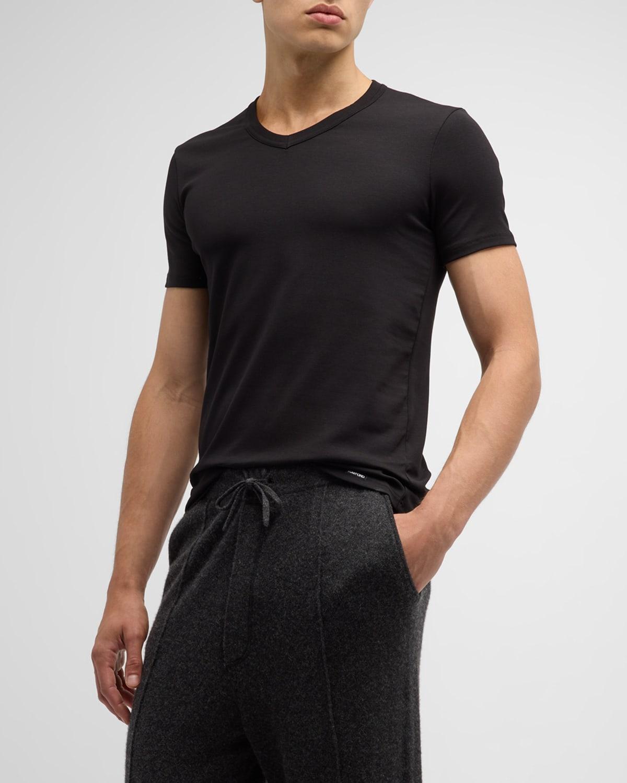 Men's Cotton Stretch Jersey T-shirt