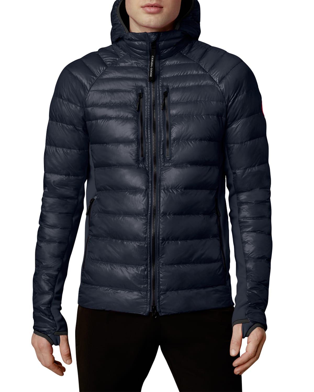 Men's Hybridge Lite Hooded Jacket