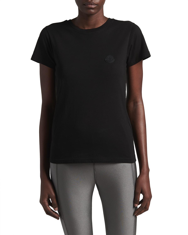 Cotton Back Logo T-Shirt